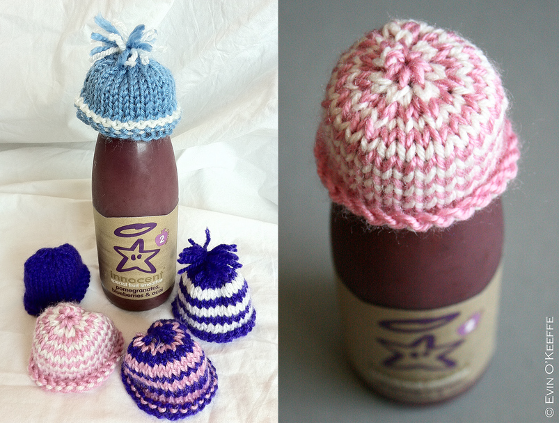 Knitting Patterns For Innocent Smoothie Hats : Spring Stitches Knitting   Sewing   Creating